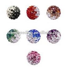 Cheap jewelry fashion shamballa wholesale beads