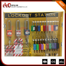Elecpopular últimas tendencias de la moda Safe Pad Lock Lockout Station