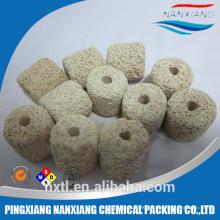 aquarium products ceramic hexagonal bio ring