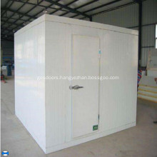 Remote compressor freezer room freezer storage