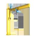 Fixed Pillar Mounted Jib Crane 3 Ton