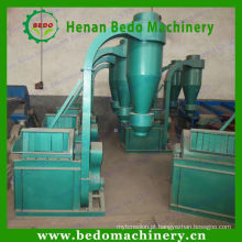 Máquina de pulverização da serragem de madeira / triturador de madeira