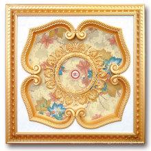 Design artistique du plafond pour la décoration d'intérieur