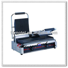 K318 Double Heads Countertop Sandwich Contact Grill