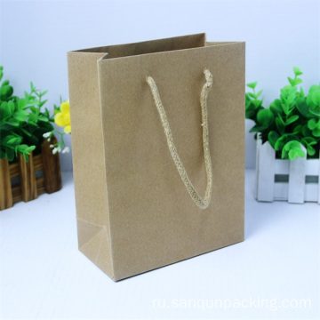 Simple+craft+brown+paper+bag+for+gifts