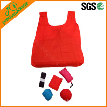 sac de transport portable pliable en nylon 190T