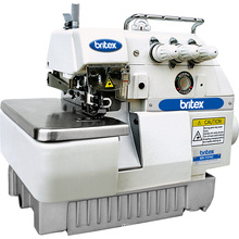 Máquina de costura de Overlock de fino contorno br-737hc