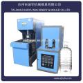 Máquina de moldeo por soplado semi automático para botellas de latas o frascos / máquina de moldeo de plástico precio