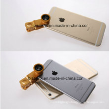Cellphone Camera Lens with Patented Universal Clip