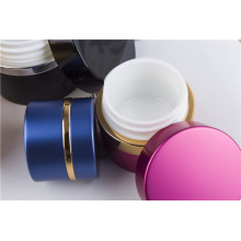 Mehrfarbige Acryl-Kosmetikverpackung Gesichtscremeflasche