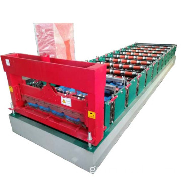 Γαλβανισμένη Sheet Roll Forming Machine
