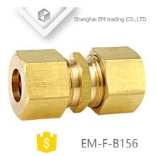 União de bronze EM-F-B156 para tubo de PVC