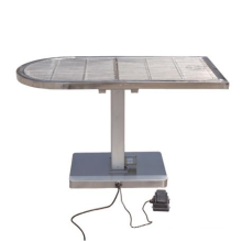High quality 304 stainless steel veterinary multi-functions electric lifting treatment table