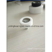BS30-D8w12 Plastic Pulley Bearing 8*30*12 for Wardrobe and Drawer