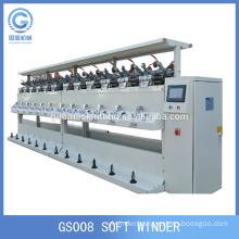 manufacturer price computer control yarn soft winding machine