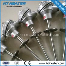 Mesure de la température de Hongtai Résistance Platine Rtd Capteur PT100