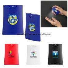 Промо-спрей дезинфицирующее средство для рук с бесплатным алкоголем для личного дела и медицинских учреждений