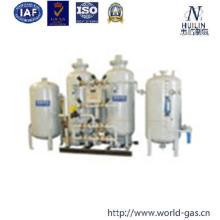 Generador de Nitrógeno de Psa de Pureza de Guangzhou (95% ~ 99.999%)