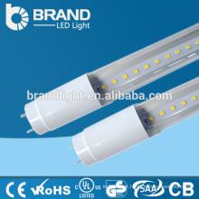 TUV CE RohS 1500mm 5ft 24W LED Tube8 Luz 85-265VDC Vidro T8 LED Tubo