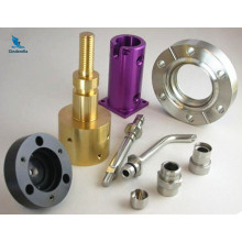 CNC Machining Parts Solution for High Speed Rail