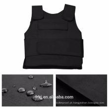 Colete balístico à prova de balas secreto à prova de balas da proteção exterior tátil inflável flexível de Kevlar