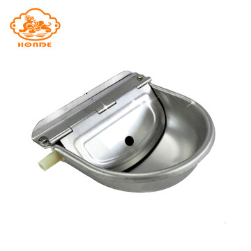 2021 Cow Drinking Bowl Edelstahl Waterer