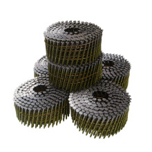Ring Shank Coil Wire Nails