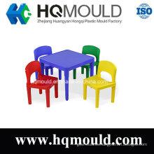 Molde de inyección de plástico para la serie de silla de mesa infantil de niños