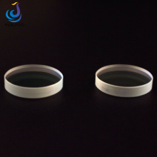 Lentille de protection laser en silice fondue de diamètre 18 mm
