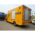 Veículos de resgate de emergência de 8 toneladas da Dongfeng