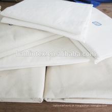 """Fornecedor tecido cinzento indonésio / estilo simples e 63 """"largura cinza tecido de bolso"""