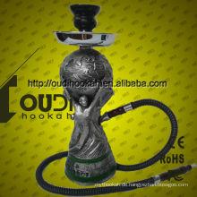 Weltmeisterschaft Harz Huka Shisha besten Design Shisha al fakher Huka
