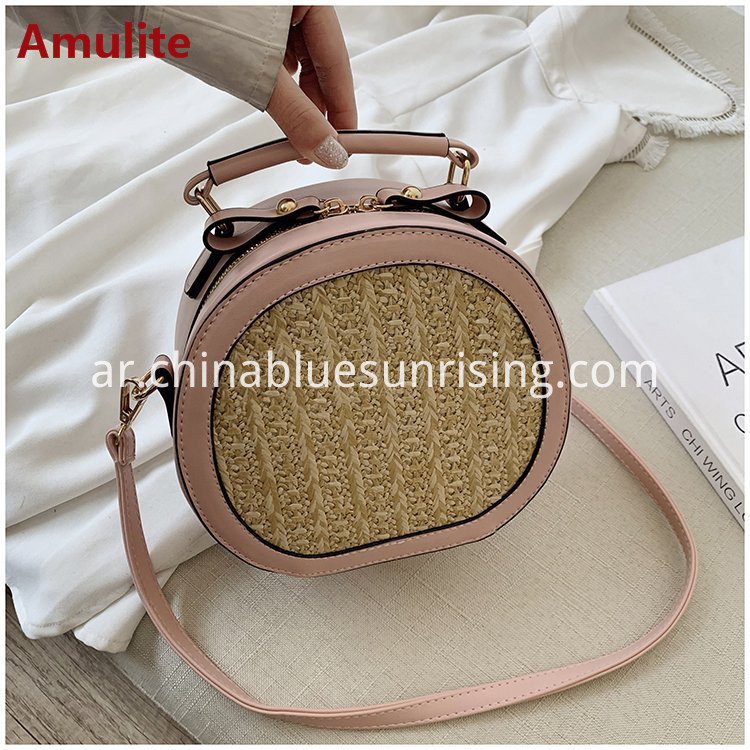 Fashion round bag