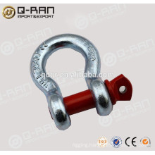 Directly From Factory High Tensile Steel Galv. Forged Shackle US Type