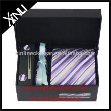 100% Handmade Perfect Knot Mens Wholesale Silk Tie Sets
