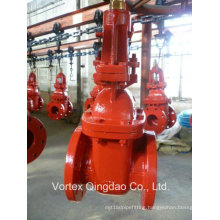 BS5163/5150/ISO2531 Resilient Seated Gate Valve