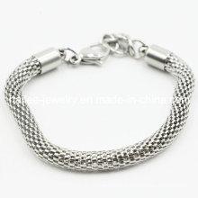 Bracelet en acier inoxydable pour bijoux pour homme