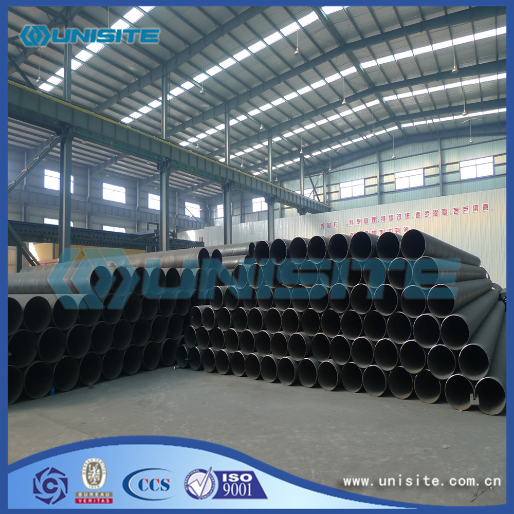 Spiral Welded Carbon Steel Pipe