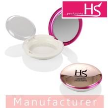 2015 simple compact powder case manufacturer