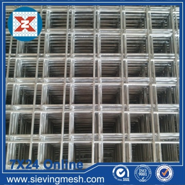Panel Wire Mesh Galvanized