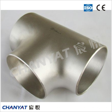 A403 (WP316, S31600) ASTM Welded Steel Tee