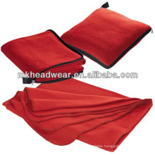 Zipper Bag Waterproof Fleece travel Blanket