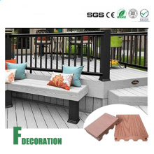 WPC Plastic Wood Composite Outdoor Decking