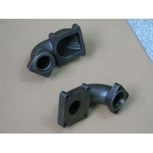 Acabado de galvanizado industrial Superficie lisa Partes de fundición de hierro dúctil