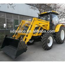 Tracteur QLN654 65 ch certifié CE avec chargeur frontal