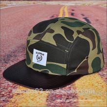 Chapéus de snapback de camuflagem feitos na China