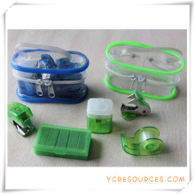 PVC Box Stationery Set for Promotional Gift (OI18016)