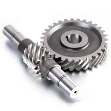 Factory manufacture High precision custom 304 316 cnc machining parts worm gear