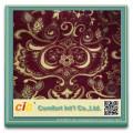 Jacquard-Polyester-Sofa Stoff Chenille Vorhang