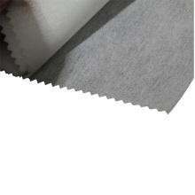Entretela de tela de material no tejido soluble en agua